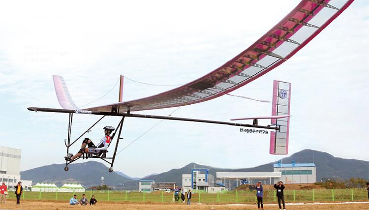 Part 3. 페달을 밟아 하늘을 나는 인간동력 항공기