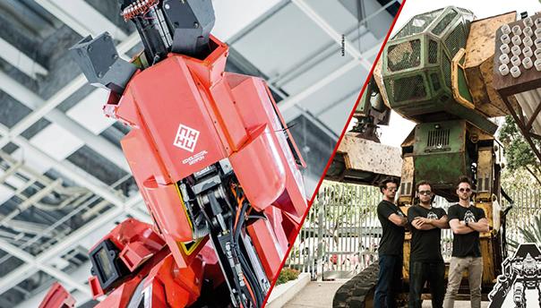 [Future] 큰 녀석들의 전쟁, 거대 로봇 삼국지