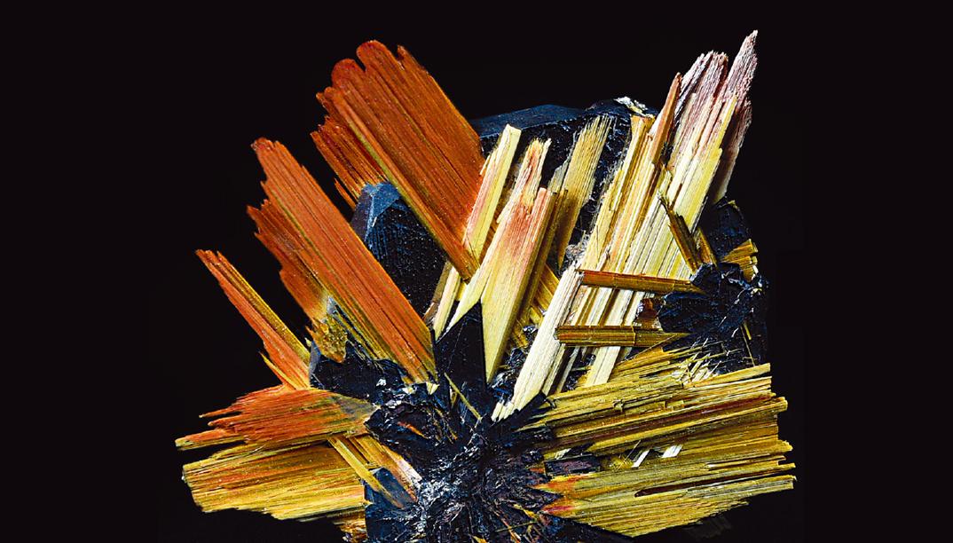 [Photo] 티타늄과 그 광물들 上 거인신이 남긴 선물