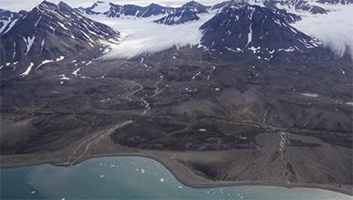 Part 3, 기후변화 최대 피해지, 북극 스발바르는 지금