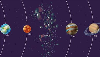 [Origin] 삼엽충 시대 태양계에 무슨 일이?