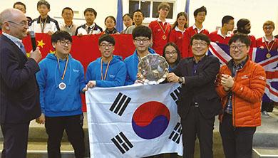 루마니아 수학마스터대회 한국 종합 1위