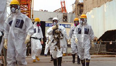 후쿠시마, 이제 안전지대?