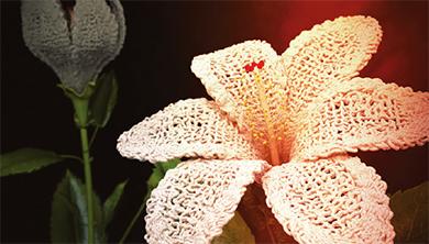 [과학뉴스] 온도에 따라 움직이는 꽃 로봇