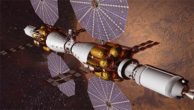[과학뉴스] 록히드마틴, 화성 베이스캠프 제안