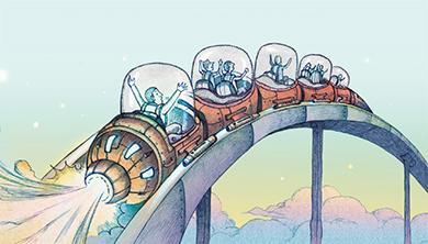 [Issue] 2070년 어린이날 웰컴 투 아스트로월드