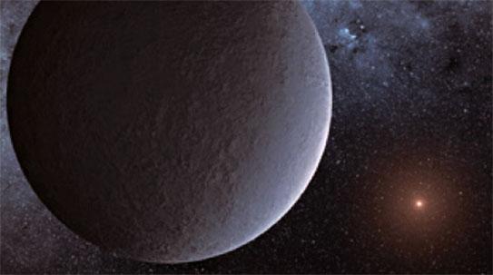 [과학뉴스] 국내 연구진, 지구질량 외계행성 발견!