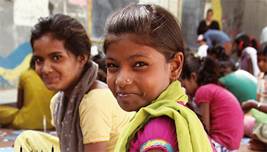 [Issue] 과학강국의 이면, 인도 '다리 밑 학교'를 가다!