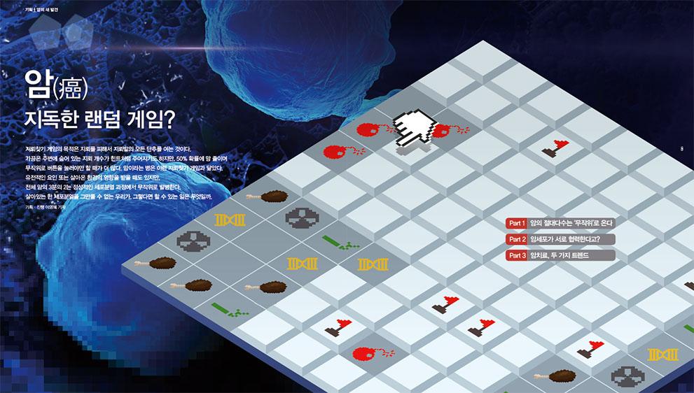Intro. 암(癌) 지독한 랜덤 게임?