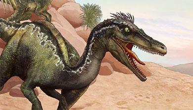 [공룡은 왜?] 사체에서 물고기까지! 육식공룡의 먹잇감