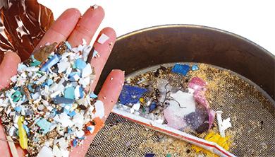 Part 1. 미세 플라스틱 바다를 뒤덮다!