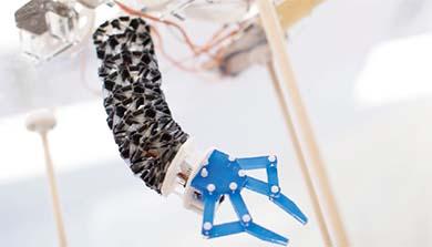 [과학뉴스] 종이접기로 만든 로봇 팔 트위스터