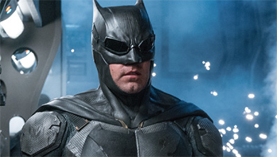 Part 1. 배트맨의 검은 배트슈트, 최소 두께 가진 최강 그래핀으로