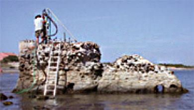 [과학뉴스] 바닷물에 강한 고대 로마의 건축물
