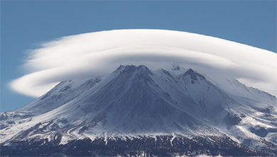 [쇼킹 사이언스] 하늘에 UFO가 떴다?! 렌즈구름