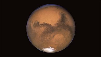 [과학뉴스] 화성에는 돌풍과 함께 눈이 내린다?!