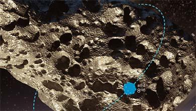 Part 1. 지구를 지나친 역대급 소행성, 3122 플로렌스