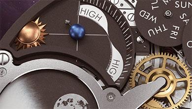 시계장인은 수학천재? 태엽 시계의 반란