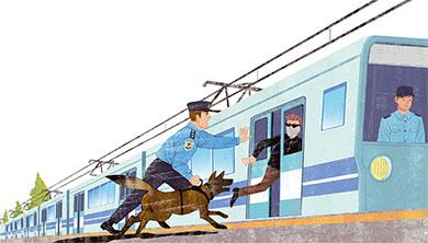 발 빠른 도둑을 잡아라! 경찰과 도둑 게임