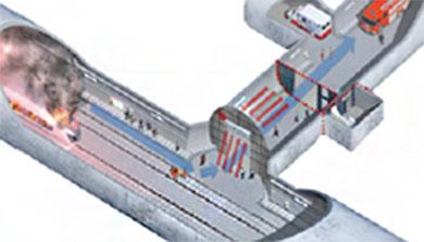 [과학뉴스] 터널 화재 초기 진압 신기술 개발