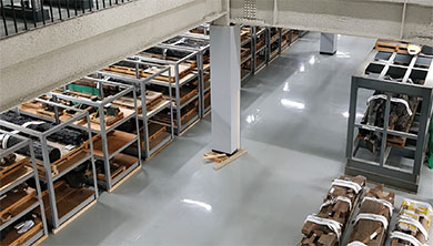 [Issue] 국내 첫 전통건축부재보존센터에 가다