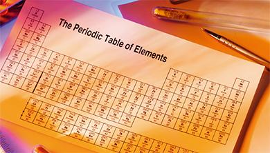 주기율표와 화학결합의 비밀