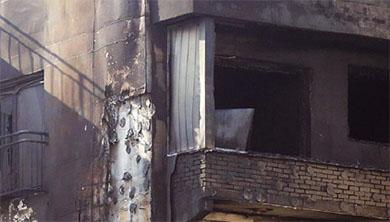[아파트] 외벽타고 상승하는 불, 불연성 외장재가 해답