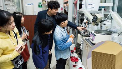[출동! 어린이과학동아 기자단] KIST 미세먼지 연구소