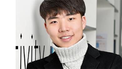[인터뷰] UNIST 신입생 대표 김윤한
