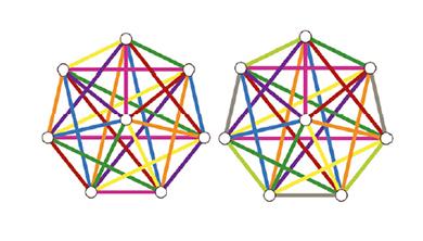 완벽한 일정 돕는 그래프 선 색칠하기 문제