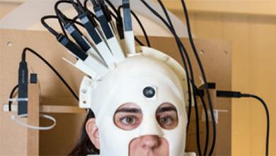 [과학뉴스] 헬멧처럼 머리에 쓰는 웨어러블 뇌자도 측정기