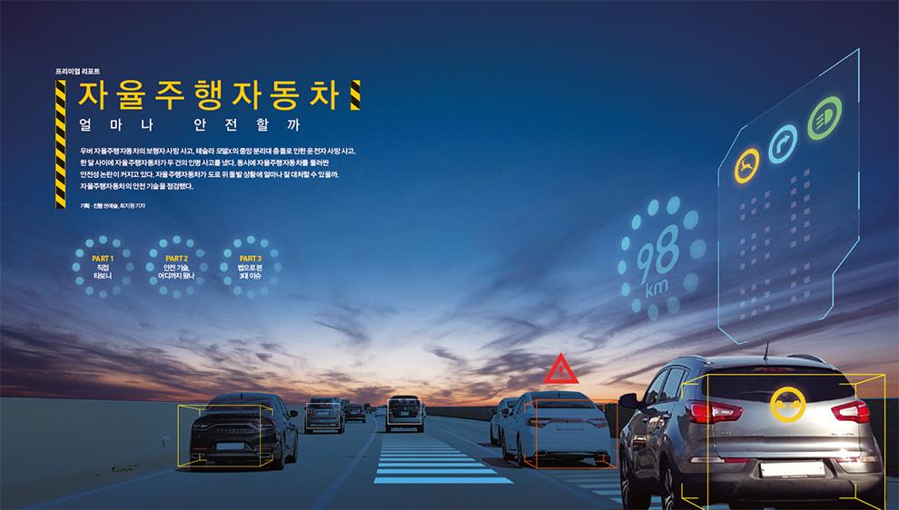 Intro. [프리미엄 리포트] 자율주행자동차, 얼마나 안전할까
