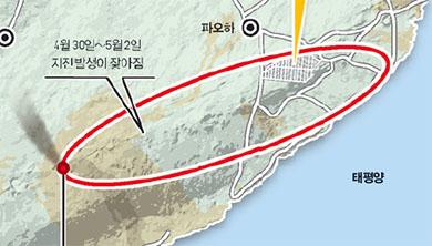 [그래픽 뉴스] 하와이 화산 폭발
