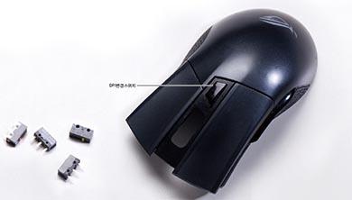 [Tech] 모델명 ASUS ROG GLADIUS Ⅱ 마우스