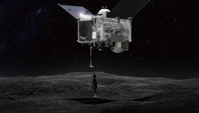 [Culture] 소행성 '베누' 샘플 귀환 작전