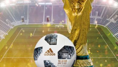 러시아 월드컵의 또 다른 스타 텔스타 18