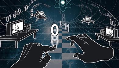 [Origin] 양자역학과 인간의 자유의지가 무슨 상관?