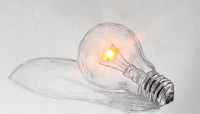 [과학뉴스] 그리기만 해도 빛이? 연필로 그리는 배터리 발명!