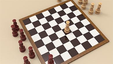 콧대 높은 여왕들의 신경전, n-퀸즈 게임과 퍼즐