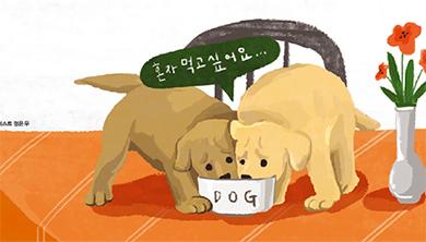 [Culture] 밥 먹을 때는 개도 안 건드려야 한다