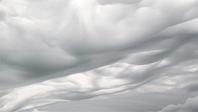 Part 3. 구름, 파도 같은 구름을 발견하다!