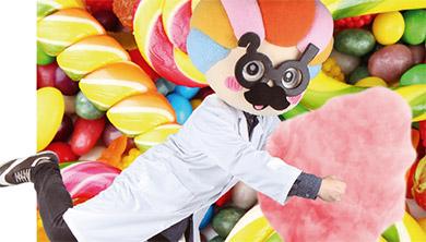 [도전! 섭섭박사 실험실] 달콤한 사탕을 만들어라!
