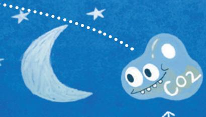 트와일라잇 존, 바다눈이 지구온난화 막는다!