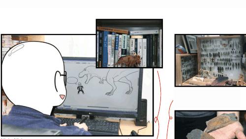 [JOB터뷰] 곤충 덕후, 만화가 되다! 갈로아