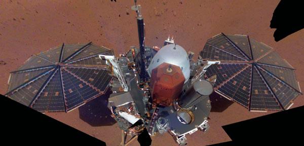 [과학뉴스] '인사이트' , 화성의 소리를 담다