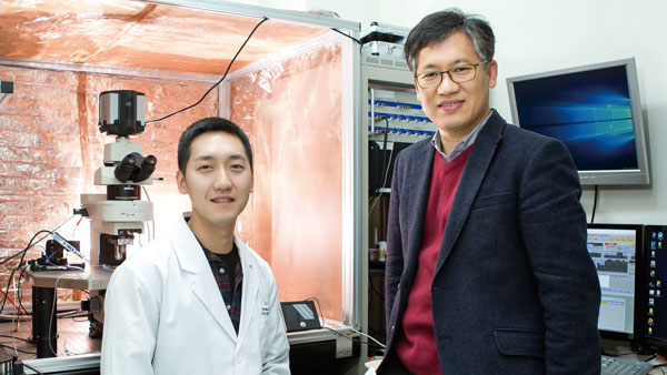 DGIST 뇌·인지과학전공 - 뇌질환 비밀 풀 열쇠'세포의 성벽' 인지질