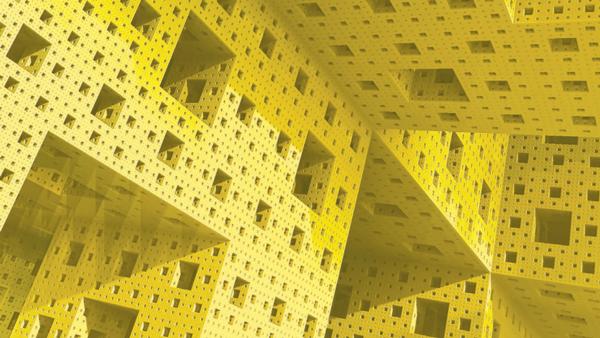 [수학체험실] 블록으로 만드는 프랙털 세상