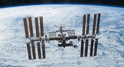 [과학뉴스] ISS로 간 식중독균, 우주 생활 적응 중