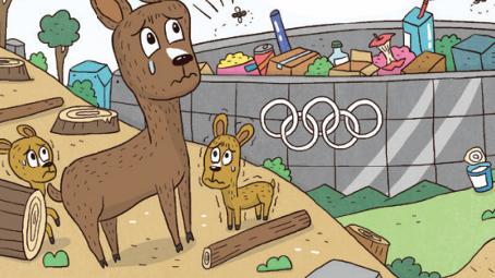 Intro. 올림픽의 그늘 - 지구인의 축제, 환경엔 재앙?!