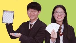[동아리탐방] 수학 보드게임 들고 전국으로! 거제연합수학동아리